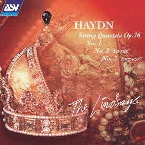 Haydn: String Quartets Op. 76 Nos. 1 - 3 Product Image