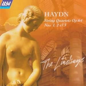 Haydn: String Quartets Op. 64, Nos. 1 - 3