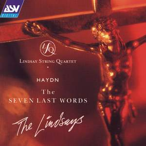 Haydn: String Quartet, Op. 51 'Seven Last Words'