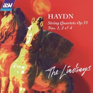 Haydn: String Quartets Op. 33 Nos. 1 - 3