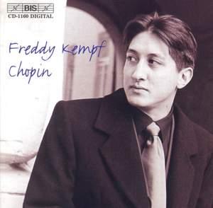 Freddy Kempf plays Chopin Product Image