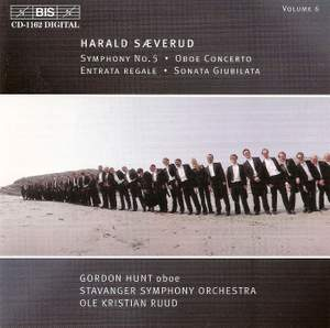 Saeverud - Orchestral Music Volume 6