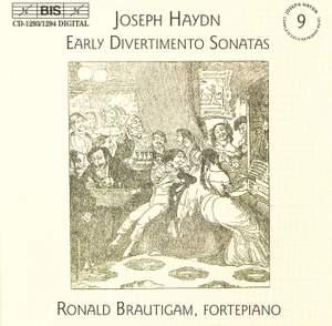 Haydn - Complete Solo Keyboard Music, Volume 9