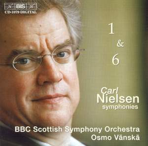 Nielsen - Symphonies 1 & 6