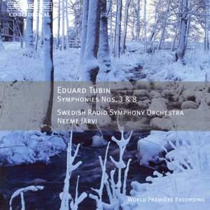 Tubin: Symphonies Nos. 3 & 8