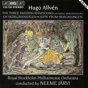 Alfvén - The Swedish Rhapsodies
