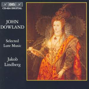 Dowland - Selected Lute Music Product Image