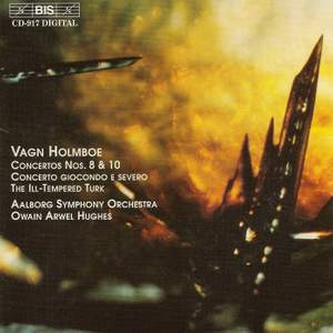 Holmboe - Concertos