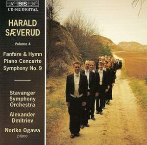 Saeverud: Symphony No. 9, etc.