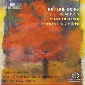 Grieg: In Autumn, Op. 11, etc.
