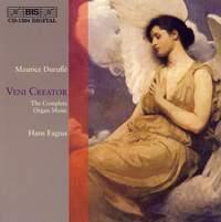 Duruflé - Veni Creator: The Complete Organ Music