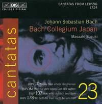 Bach - Cantatas Volume 23