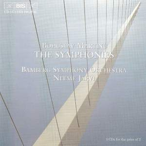 Martinu - The Symphonies Product Image