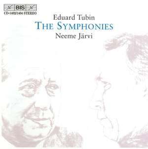 Tubin: The Symphonies Product Image