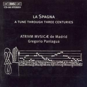 La Spagna XV-XVI-XVII centuries