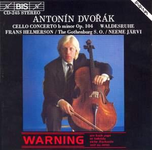 Dvorak: Cello Concerto & Waldesruhe