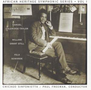 African Heritage Symphonic Series Volume 1 Product Image