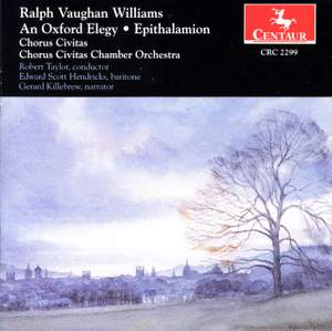 Vaughan Williams: An Oxford Elegy, etc. Product Image