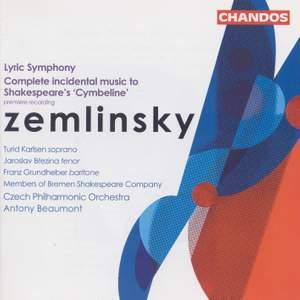 Zemlinsky: Lyric Symphony Op. 18, etc.
