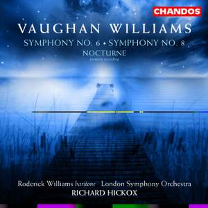 Vaughan Williams: Symphony No. 8 in D minor, etc.
