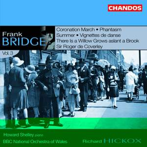 Bridge: Orchestral Works Volume 3