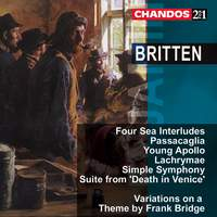 Britten: Orchestral and String Works