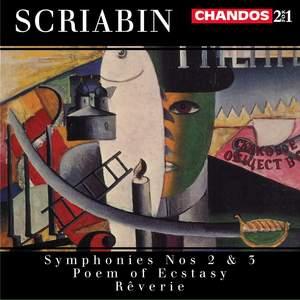 Scriabin: Symphony No. 4 - 'Le Poème de l'extase', Op. 54, etc.