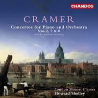 Cramer, J B: Piano Concertos Nos. 2, 7 & 8
