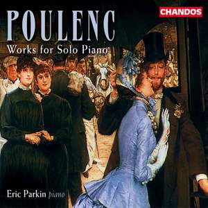 Poulenc - Works for Piano