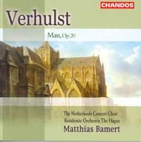Verhulst: Mass Op. 20