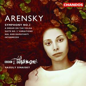 Arensky: Symphony No. 2 in A major Op. 22, etc.