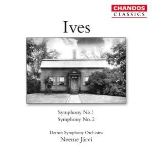 Ives, C: Symphony No. 1, etc.