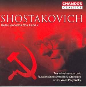 Shostakovich - Cello Concertos Nos. 1 & 2