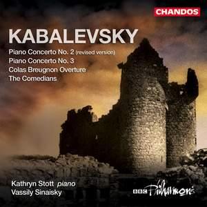Kabalevsky - Piano Concertos Volume 1