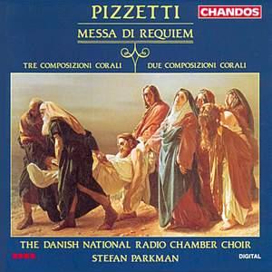 Pizzetti: Messa di Requiem, etc.