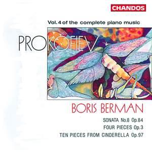 Prokofiev - Complete Piano Music Volume 4