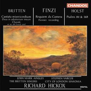 Finzi / Britten / Holst - Choral Works