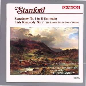 Stanford: Symphony No. 1 in B flat major, etc.