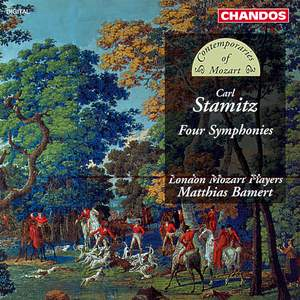 Contemporaries of Mozart - Carl Stamitz