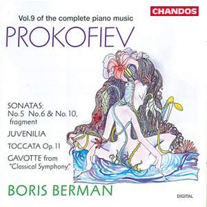 Prokofiev - Complete Piano Music Volume 9