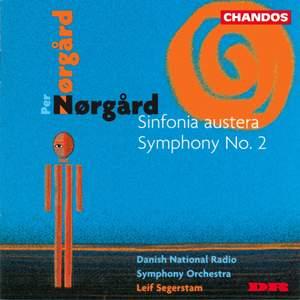 Nørgård: Symphony No. 1 'Sinfonia austera', etc.
