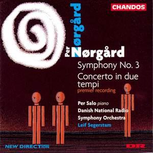 Nørgård: Symphony No. 3 'Twilight', etc.