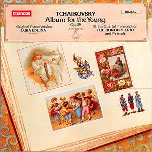 Tchaikovsky - Album for the Young