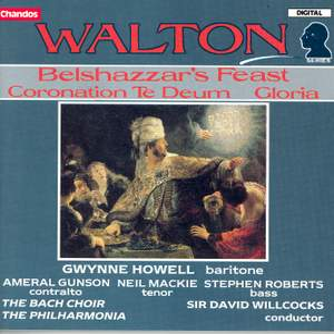 Walton: Belshazzar's Feast, etc.