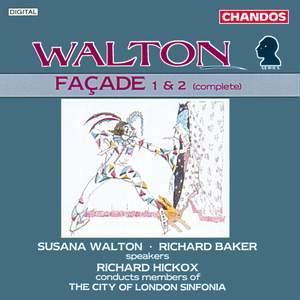 Walton: Façade - An Entertainment