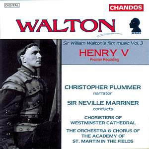 Walton: Henry V - film score Product Image