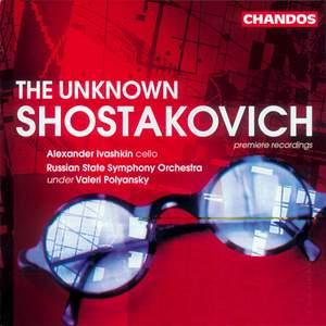 The Unknown Shostakovich