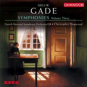 Niels W Gade - Symphonies