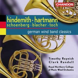 German Wind Band Classics Product Image