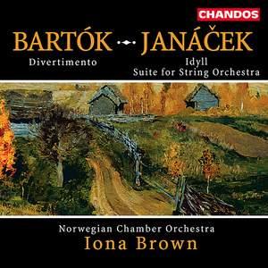 Bartók & Janáček: Works for String Orchestra